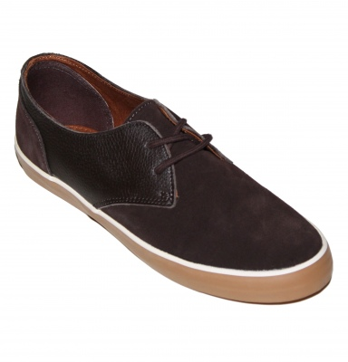 Pointer Brown Suede Shoes