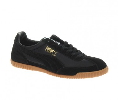 Puma Squash 2000 Black Trainers