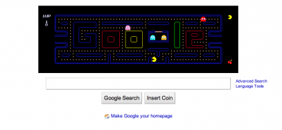 Google's Pac Man