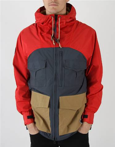Trainspotter Parka