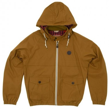 Baracuta hooded mens jacket