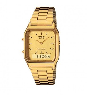Casio Gold Retro Watch