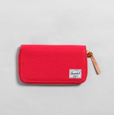 Herschel Red Wallet