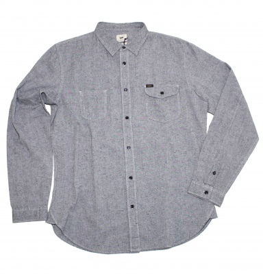 Lee Western Grey Shirt