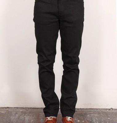 Nudie Grim Tim Black Jeans