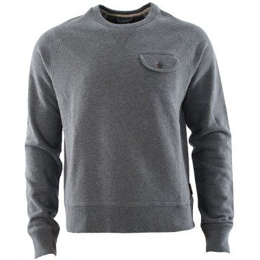Penfield Grey Sweater