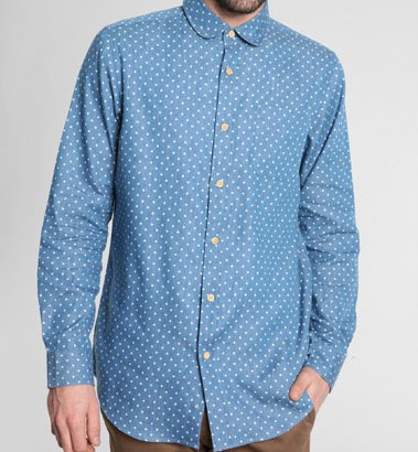 Shore Leave Polka Dot Shirt