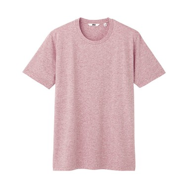 Uniqlo Mens Crew Neck T-shirt