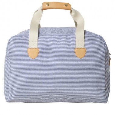 A.P.C Stripey Weekend Bag