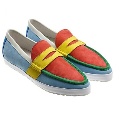 Adidas Jeremy Scott Penny Loafers