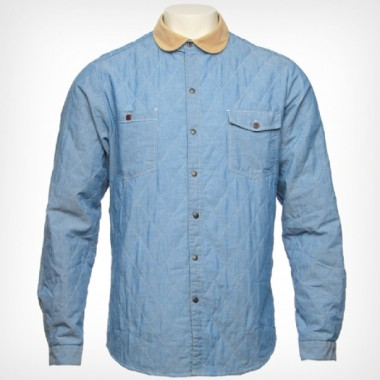 Barbour Campbell Blue Shirt