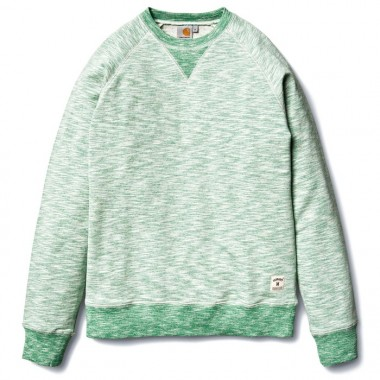 Carhartt Slash Green Sweater