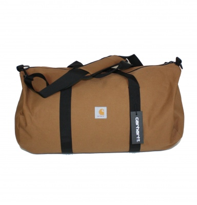 Carhartt Tan Duffel Bag