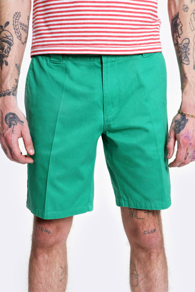 Dickie's Green Shorts