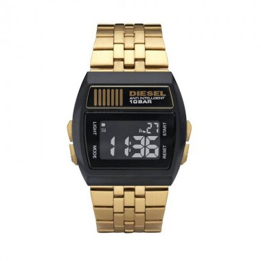 Diesel Gold Digital Watch