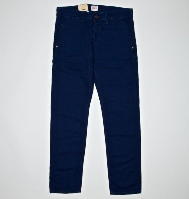 Edwin Japan 55 Blue Chino