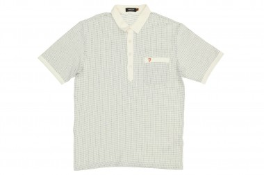 Farah Dudley Knitted Polo