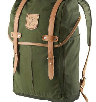 Fjallraven Heritage Forest Green Backpack