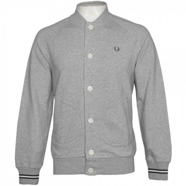 Fred Perry Baseball Sweater