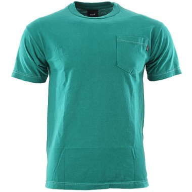 Huf Emerald Pocket T Shirt