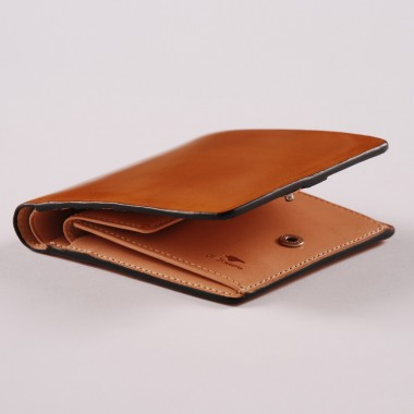 Il Bussetto Orange Wallet