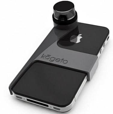Kogeto Dot Camera / iPhone Accessory