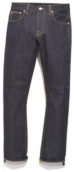 Nudie Thin Finn Indigo Jeans