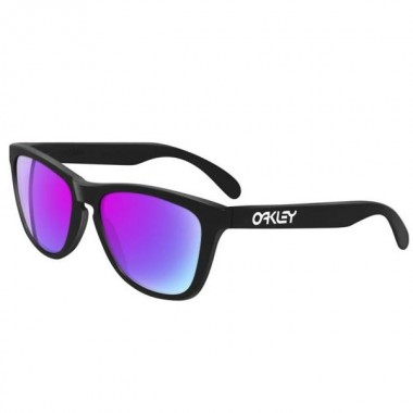 Oakley Frogskin Black Sunglasses