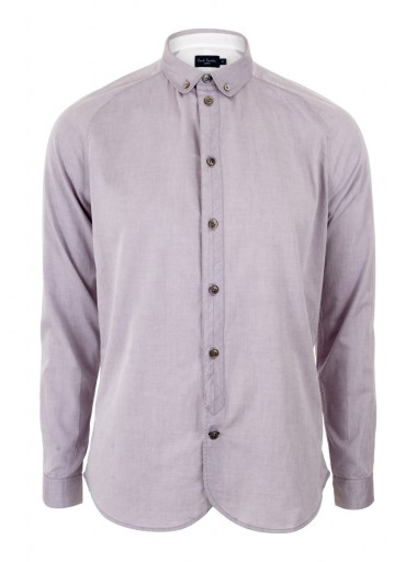 Paul Smith Jeans lilac shirt