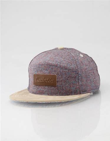 Quintin Snap Back Cap