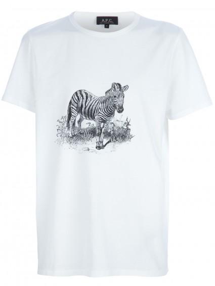 APC Zebra T Shirt