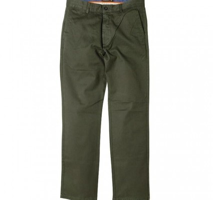 Dockers Slim Olive Chino Trouser
