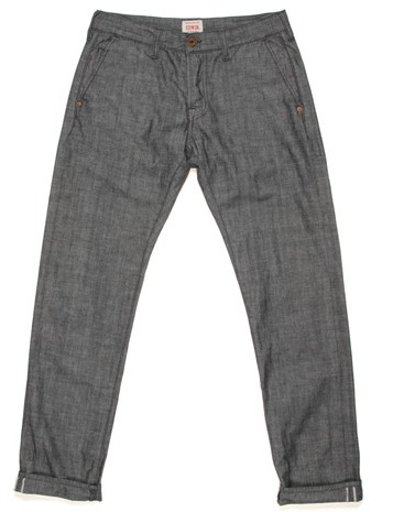 Edwin 55 Selvage Blue Chino