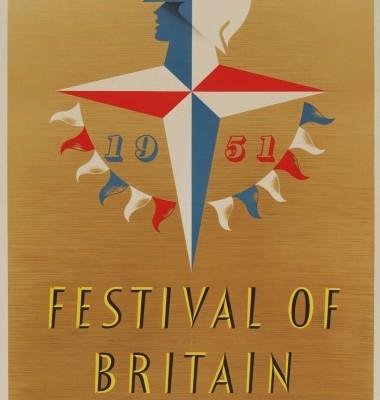 Festival Britain Poster