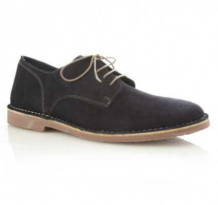 French Connection Aikman Suede Shoes