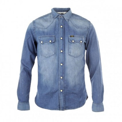 Lee Ryder Denim Shirt