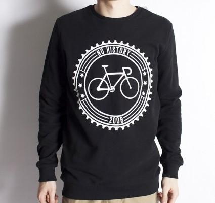 Rascals Black Uniform Sweatshirt