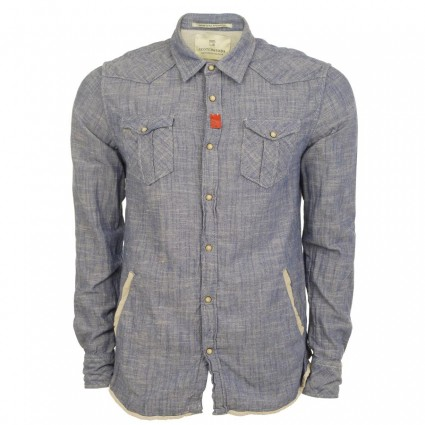 Scotch &amp; Soda Denim Shirt