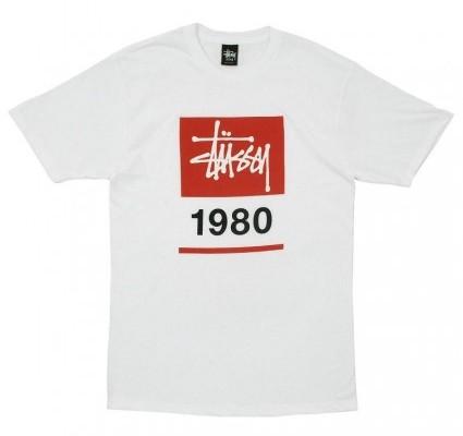 Stussy 1980 Box T-shirt
