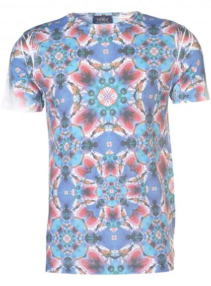 Topman Kaleidoscope T Shirt