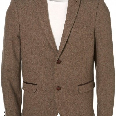Topman Tweed Blazer