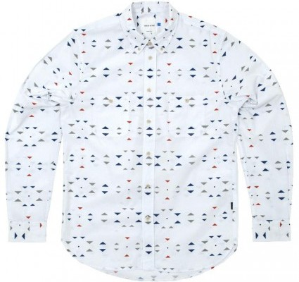 Wood Wood Triangle Paradiski Shirt