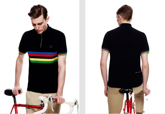 Fred Perry Stripe Cycling
