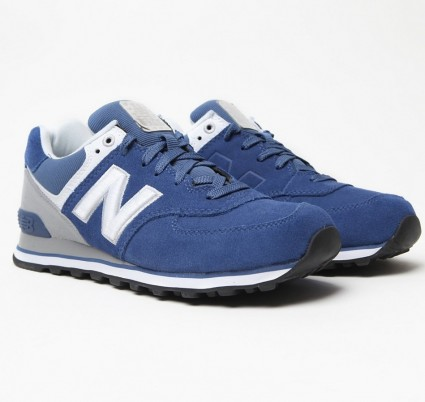 New Balance M574FPT Trainers