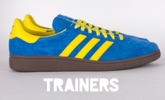 Top 10 Mens Trainers 2012