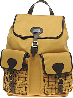 Barbour Beige Canvass Bag