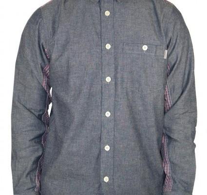 Carhartt Geoffrey Blue Shirt