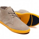 Clae Strayhorn Beige Shoes