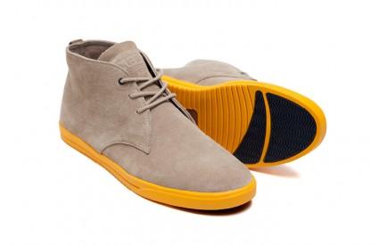 Clae Strayhorn Beige Shoes