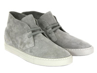 Common Projects Chukka Light Grey